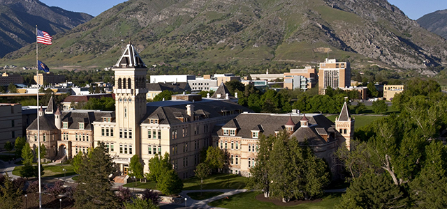 USU Old Main Building