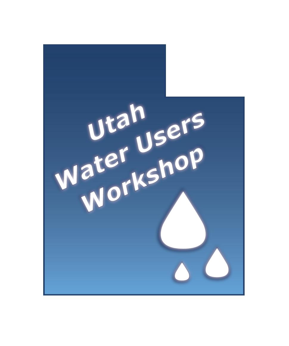 Utah Water Users Workshop - Logo
